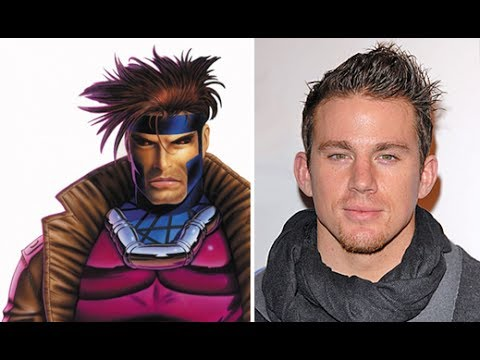 Channing Tatum Is Officially Gambit - AMC Movie News