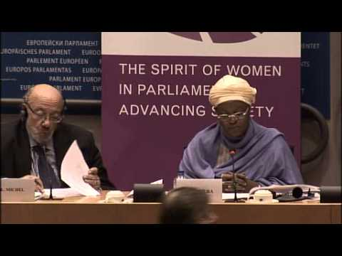 Speech by Zainab Bangura at the WIP Annual Summit 2013