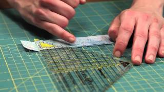 Quilty: How To Make A Twinkling Star Quilt Block (Part 1