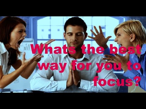 How To Reign In Our Thoughts And Center Our Focus