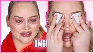 BYE MAKEUP! GET UNREADY WITH ME! | NikkieTutorials