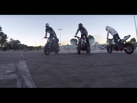 DAILIES: Pimpstarlife Stunt Session in France