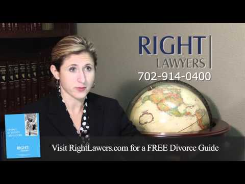 Nevada Divorce - What is the Standard Process for Filing a Divorce in Nevada - Right Lawyers Nevada