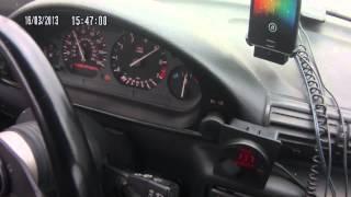 Тестирование системы VANOS на двигателе M50TUB25