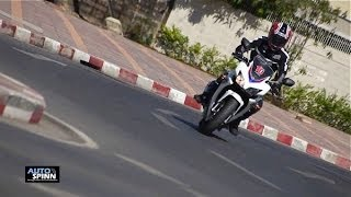 2014 Test Ride Honda CBR 500R : ขี่ทดสอบ