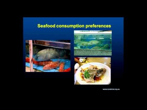 Luxury seafood consumption in China - Mike Fabinyi