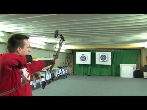 Instinctive Compound - Hoyt Rampage - without sight!