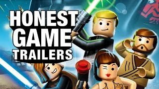 LEGO STAR WARS (Honest Game Trailers)