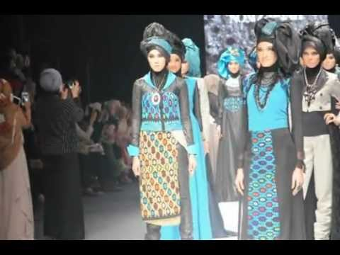 Jakarta Fashion Week 2013 Day 6: Threelogy - Noni Zakiah Finale