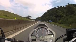 Hornet 600F Top Speed, 250km/h