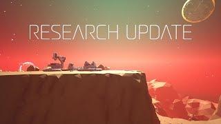 Astroneer - Research Frissítés Trailer