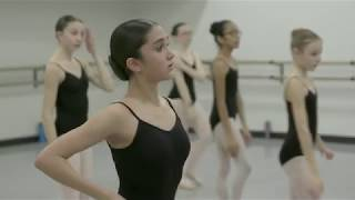 What It Takes To Be A Ballet Dancer