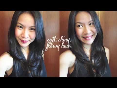Volume Magic Rebonding Style by Korean Hairstylist Edward Kim