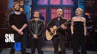 Woody Harrelson Tries to Remember 1989: SNL Monologue