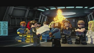 Lego Marvel Super Heroes Stage 14: A Doom With A View HD