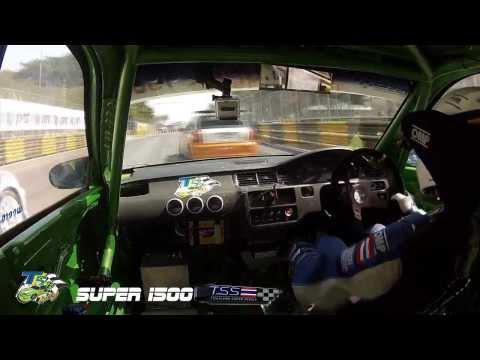 Tss thailand super series 2013  race 8  TTS racing Team super 1500 no.77