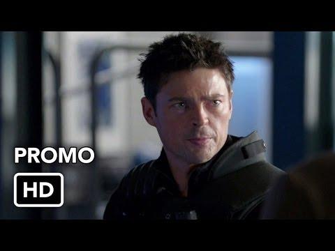 Hình ảnh trong video Almost Human 1x09 Promo (HD) with Gina Carano