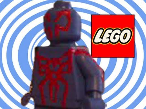 lego spiderman 2099 - photo #40