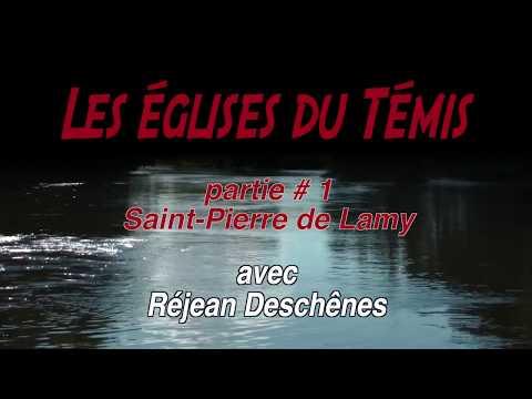 Les églises du Témis #1 St Pierre Lamy