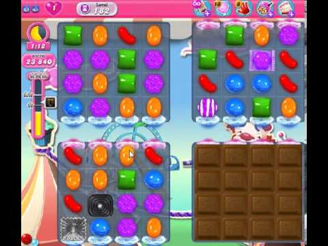 How to beat Candy Crush Saga Level 182 - 1 Stars - No Boosters - 32