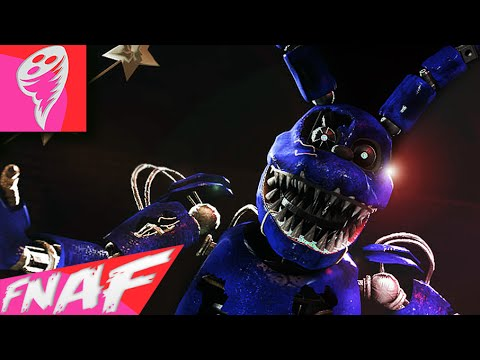 FIVE NIGHTS AT FREDDY'S 4 SONG (Tonight You're not Alone) LYRIC VIDEO - Typhoon Cinema