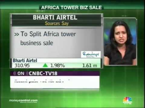 Bharti Airtel to split Africa tower biz sale: Sources