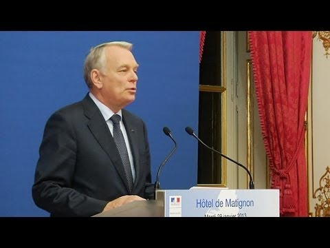 Remaniement: Ayrault fatigue? Fabius en pôle - 02/03