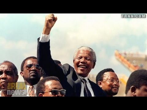 Mandela Led Fight Against Apartheid, But Not Against Extreme Inequality