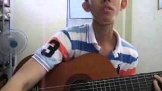 Dự thi level 3 Guitar đệm hát (Cô bé mùa đông + Hòn đá cô đơn)