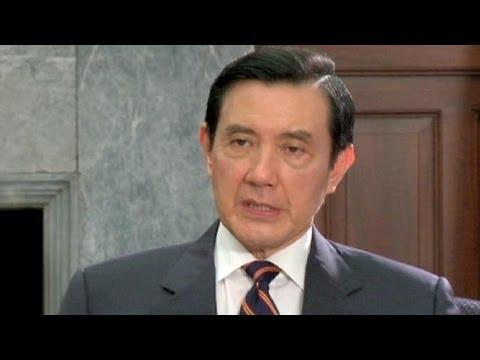 Ma Ying-jeou, presidente de Taiwán: