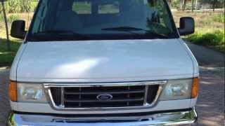 2006 Ford E350 Super Duty Passenger Van videos