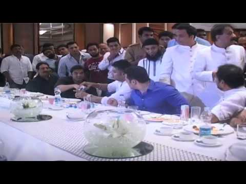 Salman Khan & Shahrukh Khan at Iftar Party