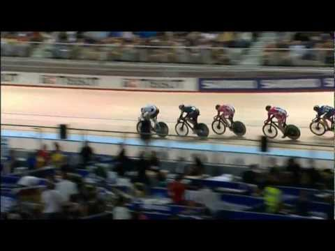 Men's Keirin Melbourne 2012 UCI World Championship Track Cycling