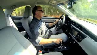 Toyota Corolla 2015 se renova e mant�m concorr�ncia acirrada