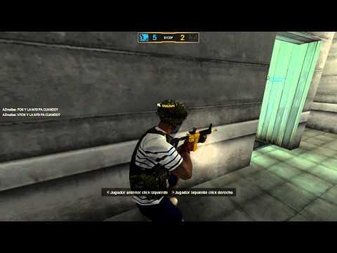 Jugando con los suscriptores en Power Plant!! | FoxStriker Op7 Latino