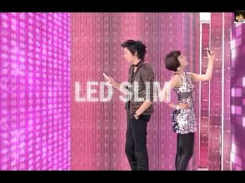 Etude LUCIDarling CF 55'': Lee Min Ho & Park Shin Hye