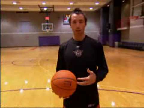 NBA TNT Fundamentals with Steve Nash on PASSING