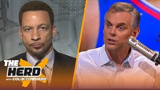Chris Broussard: Clippers will still win when Kawhi sits, talks Simmons contract   NBA   THE HERD