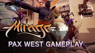 Mirage: Arcane Warfare - PAX West Gameplay Trailer