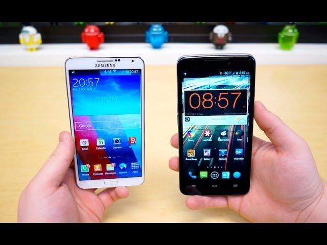 Boost MAX vs Galaxy Note 3