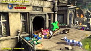Lego Marvel Super Heroes: Level 8 Juggernauts And Crosses