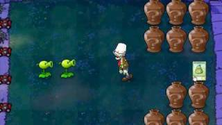 Let's Play Plants Vs Zombies 24 Los Jarrones Solo Sirven