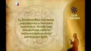Dua Zamanı - Kötülük, Şer ve Düşmandan Sığınma Video izle dinle