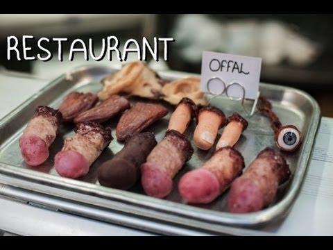 Penis Restaurant in China! - YouTube