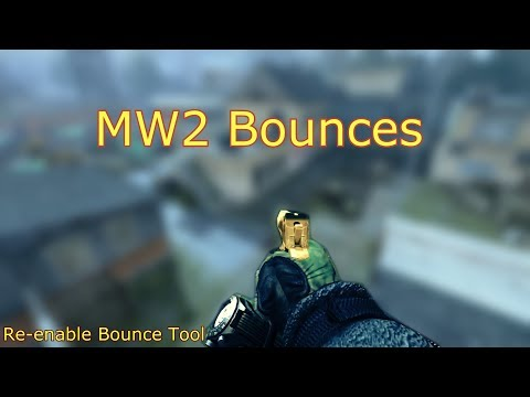 CoD4 MW2 - New 2018 Bounces (PC)