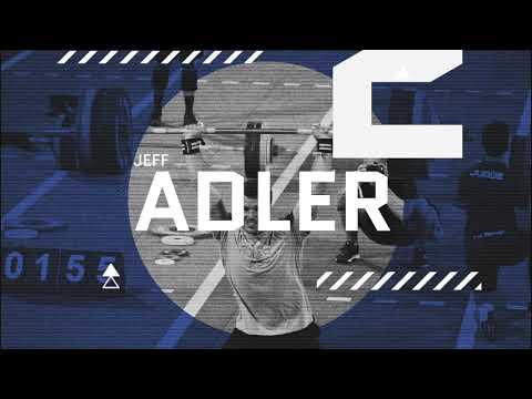 2020 CrossFit Games Preview: Men's Dark Horse -- Jeff Adler