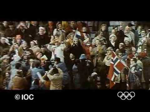 Ard Schenk – 1972 Olympics in Sapporo