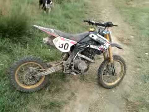 pit bike 250cc youtube. Black Bedroom Furniture Sets. Home Design Ideas
