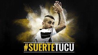 Suerte Tucu - La Juventus saluta Roberto Pereyra