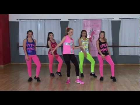 Coreografía de Where Have You Been de Rihanna (Paso a Paso) / TKM
